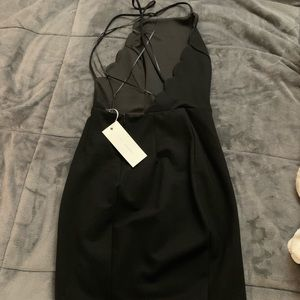 Lush Little Black Dress. NWT. Size S. Never worn